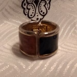A RIng with a Hinge